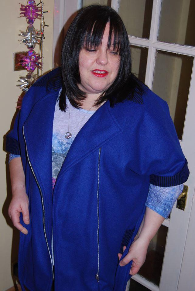 Alma Jacket Janie B Dea London 2