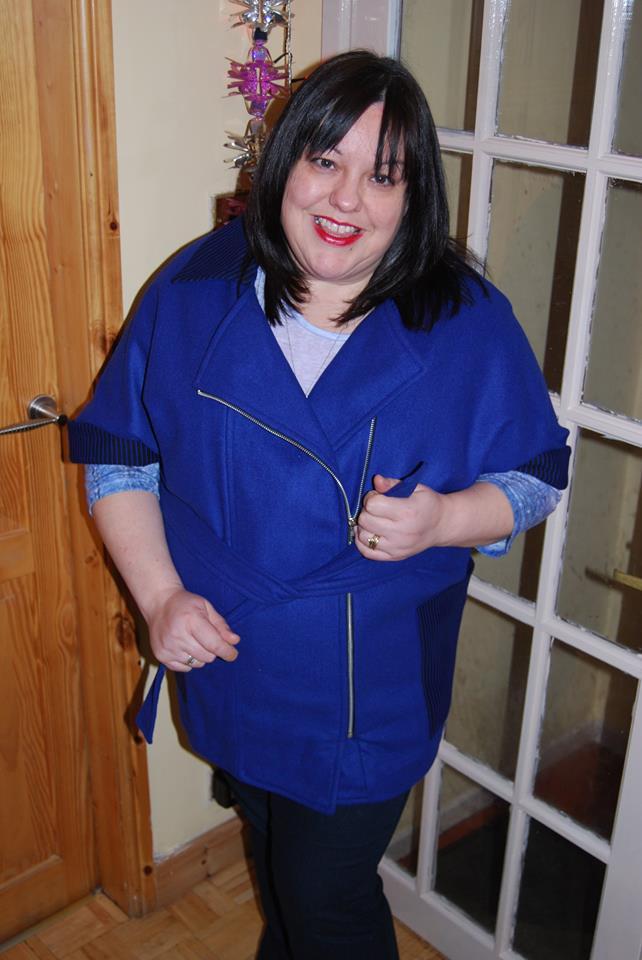 Alma Jacket Janie B Dea London