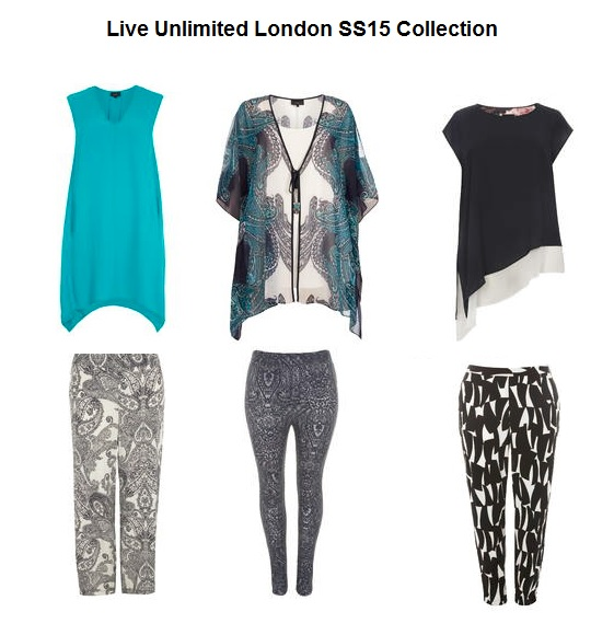Live Unlimited SS15