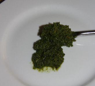 Corriander Pesto