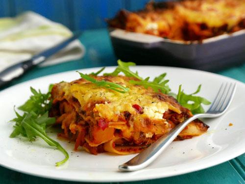 Squash Lasagne Pic